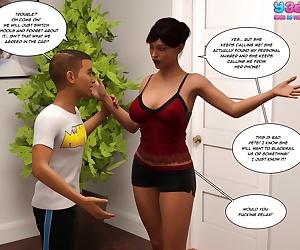 3d هنتاي كاريكاتير و شعبية 3d المانجا الإباحية - HentaiComics