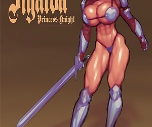 comics The Pit- Sigalda The Princess Knight, blowjob , group  interracical