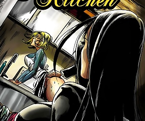 comics Hells Kitchens- Mind Control, blowjob , forced