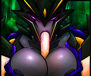 comics Everfire- Transformers Prime.., incest , big boobs