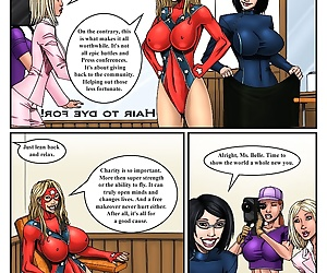 comics Charity Case- DeucesWorld, group , anal