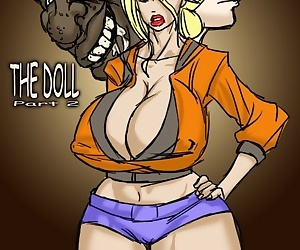 comics IllustratedInterracial- The Doll 2, hardcore  big cock