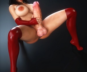 comics Intrigue3D- Deviline, blowjob , shemale  big cock