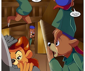 comics TaleSpin- Tale Fling- Palcomix, incest , mom  palcomix