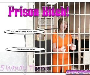 comics AmazingTransformation- Prison Bitch, blowjob , transformation  forced