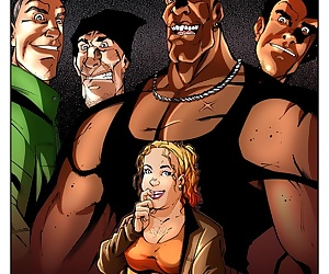 comics Eadult- Tales from the Dark Alley, group , anal