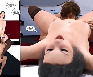 comics TheForgottenColdKing- The Trophy Wife, blowjob , transformation  big-boobs