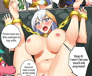english comics With Teacher Jaina? 07, jaina proudmoore , valeera sanguinar , netorare , teacher