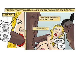 comics Happy Honeymoon - part 2, rape  gangbang