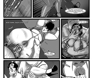 comics Abstract Fun - part 2, rape , cheating
