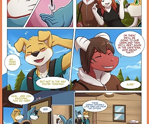 comics Weekend 2 - part 2, furry