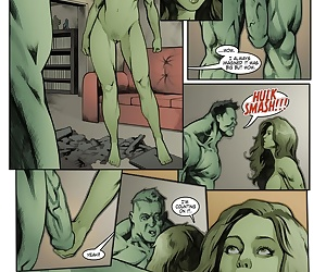 comics Gamma Sex Bomb, incest , superheroes