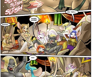 comics The Quest For Fun 1 - Out Of The.., furry  gangbang