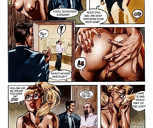 comics The Director 1 - part 3, rape  threesome